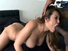 Big Tit Milf loves a Big Black Cock 26