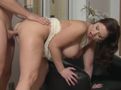 Exotic pornstars Taya Fedora, Mickey G in Hottest Big Ass, BBW porn clip