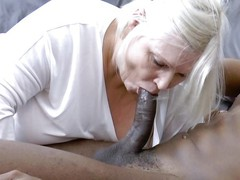 Randy Lacey Starr takes on huge cock