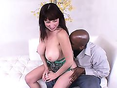 Prince Yahshua and and Karen Kougar Interracial